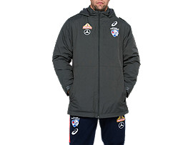 OFFICIAL WESTERN BULLDOGS COACHES JACKET