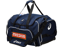 W BULLDOGS DUFFLE BAG