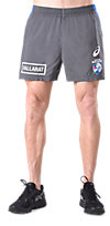 WESTERN BULLDOGS TRAINING GYM SHORT