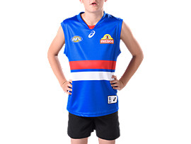 WESTERN BULLDOGS REPLICA HOME GUERNSEY - INFANT