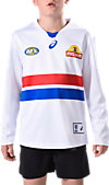 WESTERN BULLDOGS REPLICA CLASH GUERNSEY - INFANT LONG SLEEVED