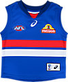 OFFICIAL WESTERN BULLDOGS HOME GUERNSEY - INFANT