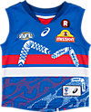 OFFICIAL 2017 WESTERN BULLDOGS INDIGENOUS GUERNSEY - YOUTH