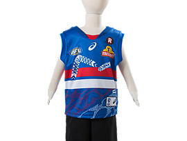 WESTERN BULLDOGS INDIGENOUS GUERNSEY - INFANTS