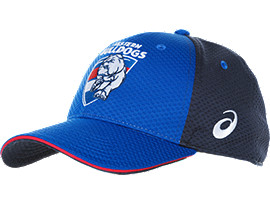 OFFICIAL WESTERN BULLDOGS MEDIA CAP