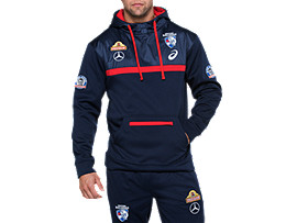 OFFICIAL WESTERN BULLDOGS PERFORMANCE TRAINING HOODIE