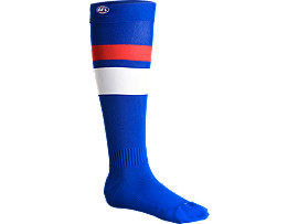 WESTERN BULLDOGS REPLICA HOME SOCK