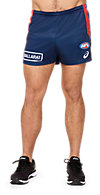 OFFICIAL WESTERN BULLDOGS TRAINING SHORTS