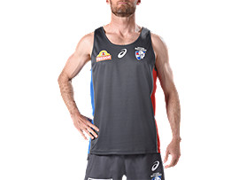 WESTERN BULLDOGS TRAINING SINGLET