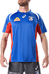 WESTERN BULLDOGS TRAINING TEE