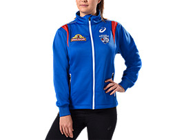 WESTERN BULLDOGS TRAVEL JACKET - WOMENS