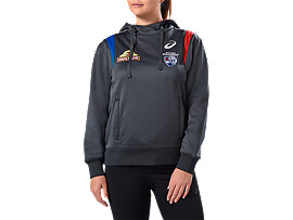 WESTERN BULLDOGS TRAINING HOODIE - WOMENS