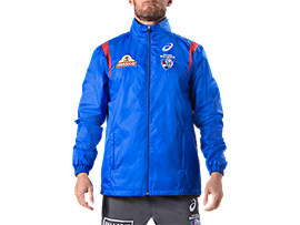 WESTERN BULLDOGS WET WEATHER JACKET