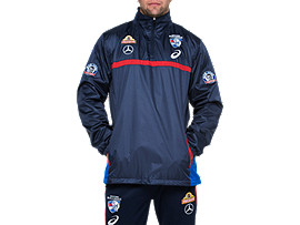 OFFICIAL WESTERN BULLDOGS WET WEATHER JACKET