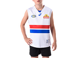 WESTERN BULLDOGS REPLICA CLASH GUERNSEY - YOUTH