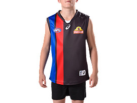 WESTERN BULLDOGS REPLICA TRAINING GUERNSEY - YOUTH