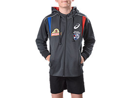WESTERN BULLDOGS TRAINING ZIP HOODIE - YOUTH