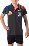 WESTERN BULLDOGS MEDIA POLO - YOUTH