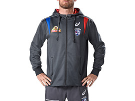 WESTERN BULLDOGS TRAINING ZIP HOODIE