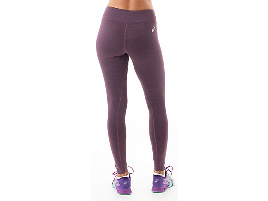 PR Tight Eggplant Heather 7