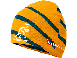 WALLABIES REPLICA MATCH DAY REVERSIBLE BEANIE