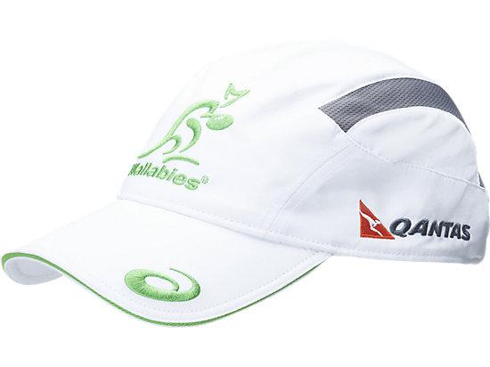 WALLABIES 2016 TRAINING CAP WHITE 3