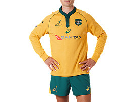 WALLABIES REPLICA TRADITIONAL LONG SLEEVE JERSEY