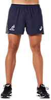 WALLABIES REPLICA TRAINING SHORTS (4 INCH)