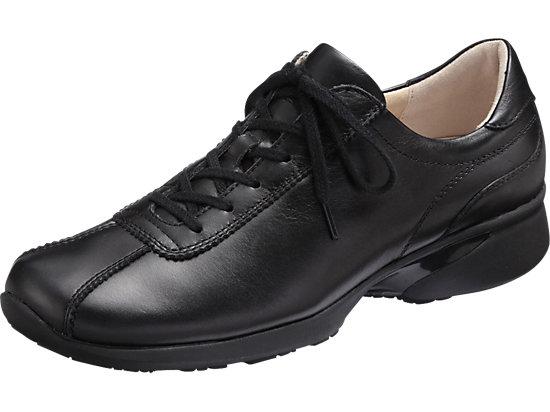 PEDALA WALKING SHOES D, ブラック