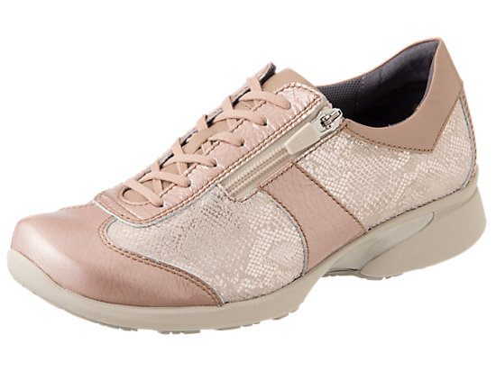 PEDALA WALKING SHOES 2E, ディバピンク杢