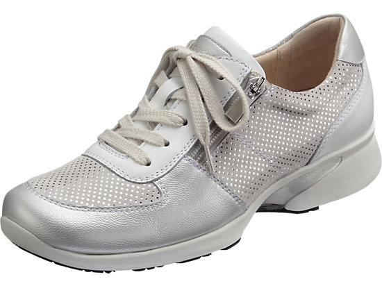PEDALA WALKING SHOES 2E, ホワイト×シルバー