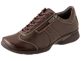 Right side view of ペダラ レディース 2E, COFFEE