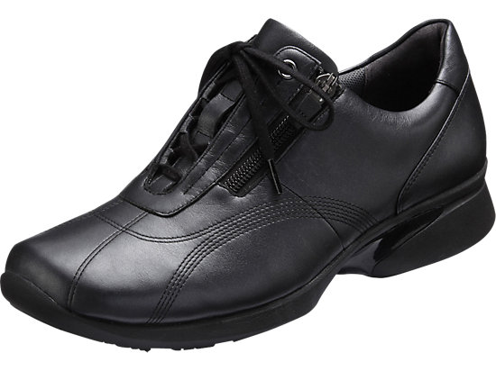 PEDALA WALKING SHOES 2E, ブラック