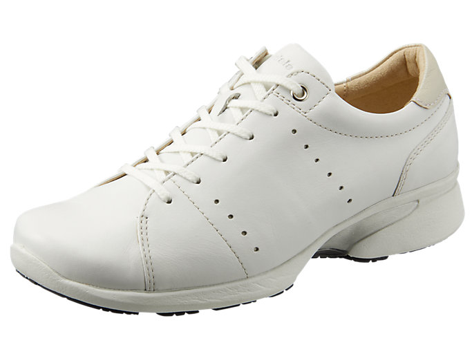 PEDALA WALKING SHOES 2E, WHITE/WHITE