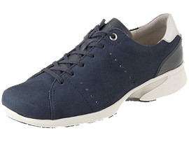Right side view of PEDALA WALKING SHOES 2E, DEEP OCEAN
