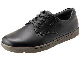 PEDALA WALKING SHOES 3E, BLACK/BLACK
