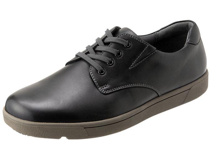 PEDALA WALKING SHOES 3E, BLACK/BLACK