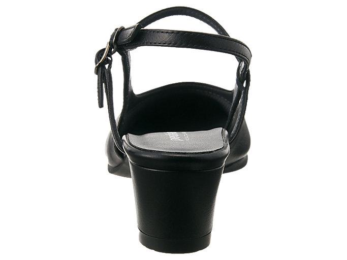 Alternative image view of ペダラ レディース 2E, ブラック