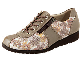 PEDALA WALKING SHOES 3E, BEIGE