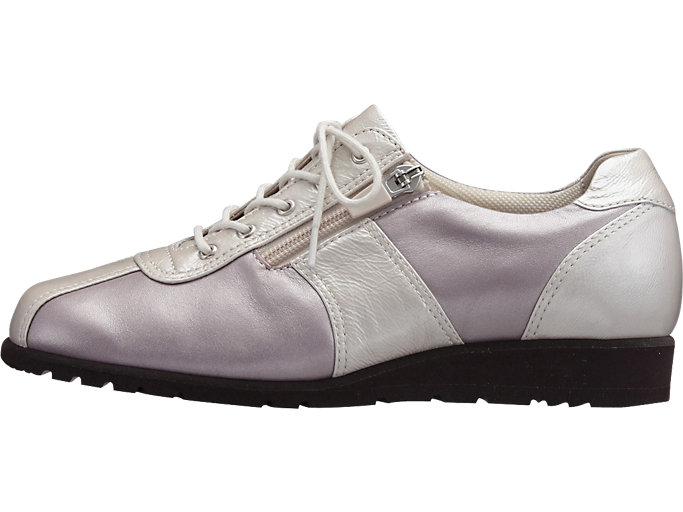 Left side view of PEDALA WALKING SHOES 3E, GSPP / SV