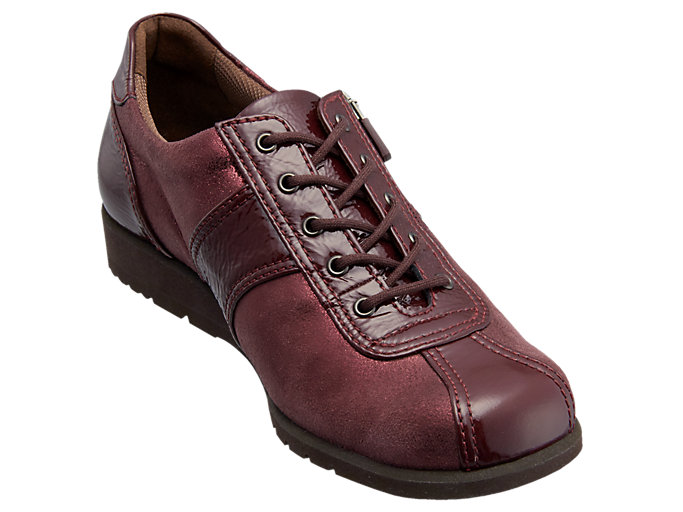 Front Right view of PEDALA WALKING SHOES 3E, ポートロイヤル/ポートロイヤル
