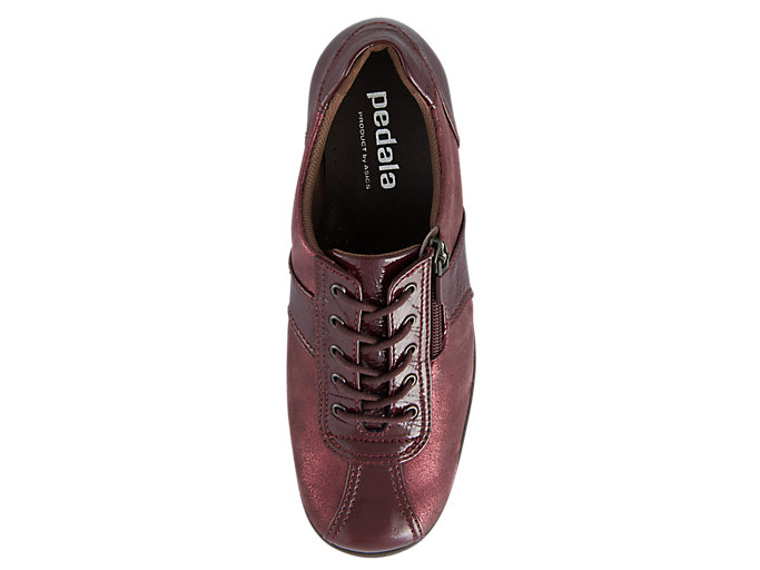 Top view of PEDALA WALKING SHOES 3E, ポートロイヤル/ポートロイヤル