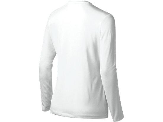 Women's Ready-Set Long Sleeve White 7