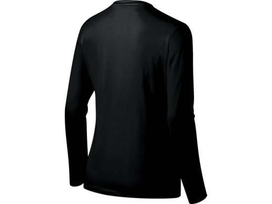 Women's Ready-Set Long Sleeve Black 7