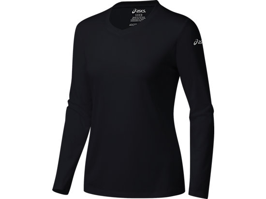Women's Ready-Set Long Sleeve Black 3