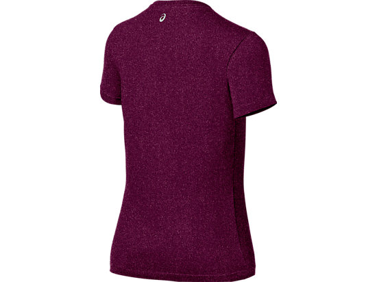 Urban Run Tee Maroon Heather 7