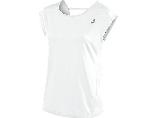 Contour Short Sleeve White 3
