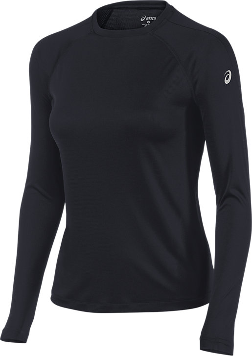 Long Sleeve Top Performance Black 3 FT