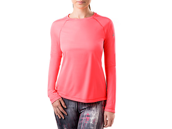 Long Sleeve Top Guava 3