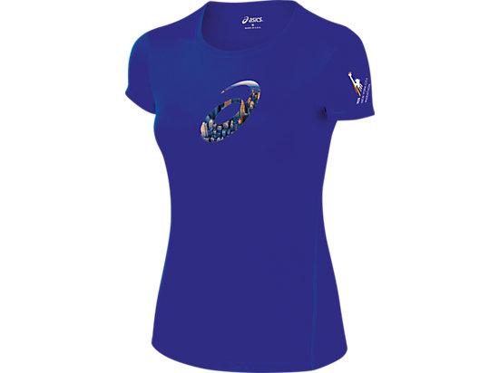 Marathon Short Sleeve Tee Royal Blue 3